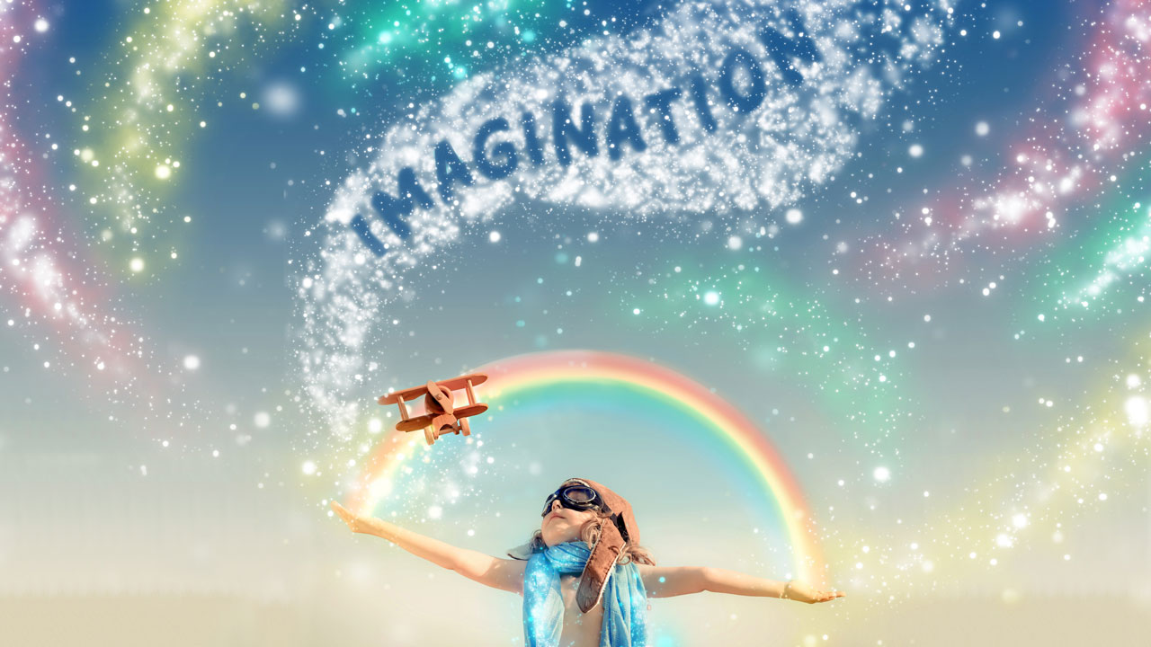 Image result for imagination pictures""